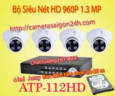 camera giam sat hd 960, camera giam sat HD, camera sieu nét